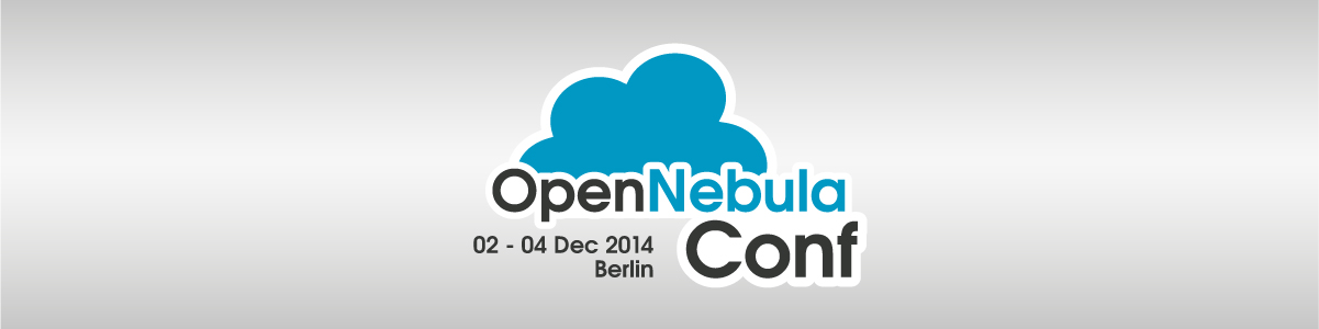 OpenNebulaConf