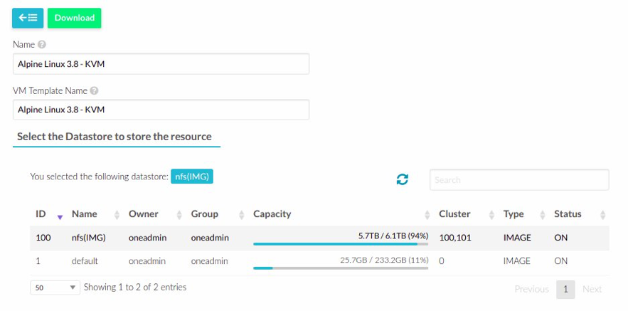 Migrating VMDK To/From QCOW2 disks with OpenNebula – OpenNebula