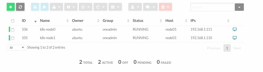 Focusing on IaC with OpenNebula – OpenNebula