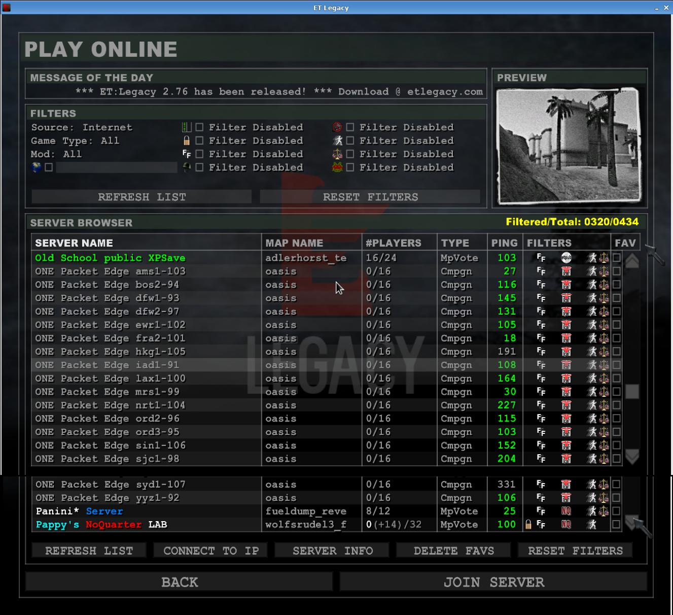 ET game screenshot 1
