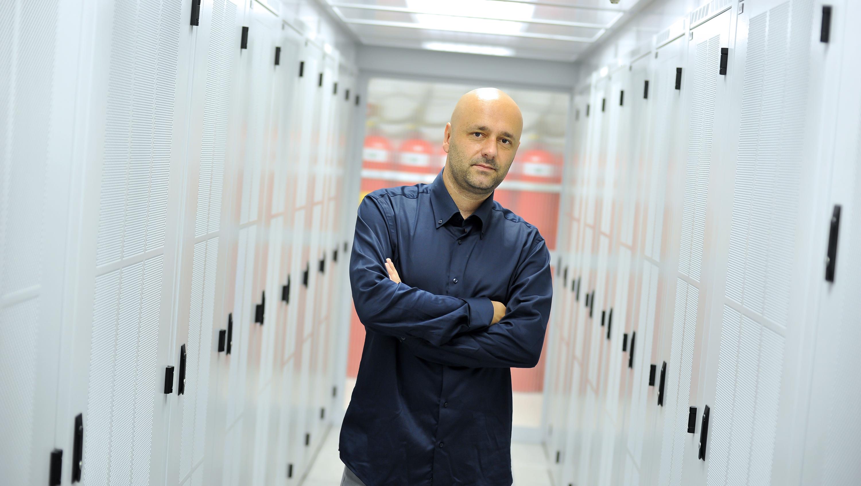 Damir Mujic, founder of AVALON web hosting