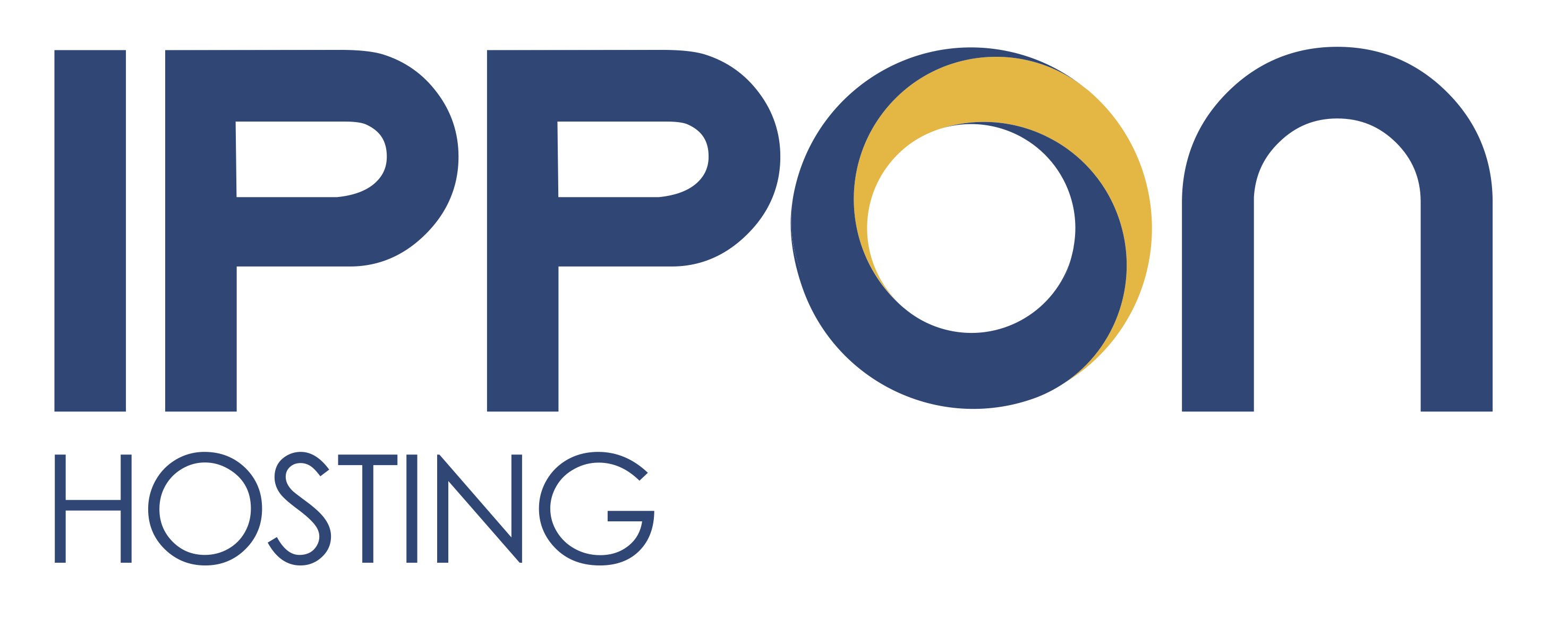 logo ippon hosting HD
