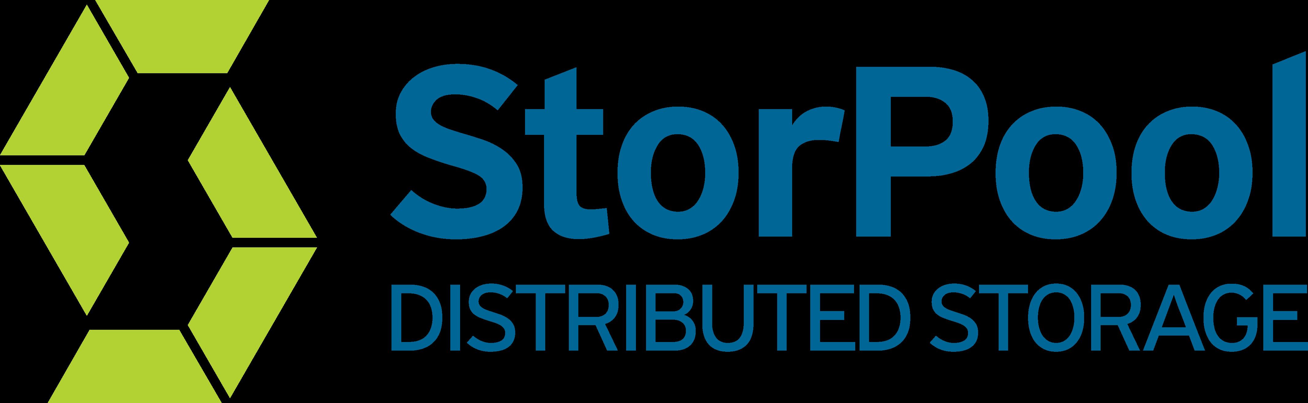 storpool logo blue big