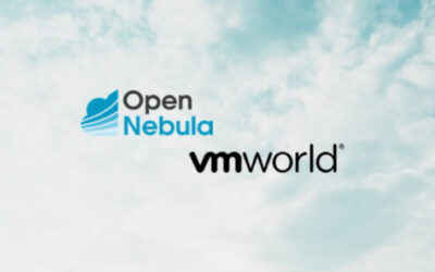 vOneCloud / OpenNebula at VMworld 2019 US and Europe