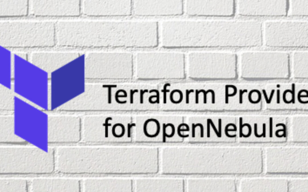 Terraform Provider for OpenNebula  in the Add-on Catalog