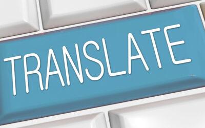"Let's not get ""Lost in Translation"""