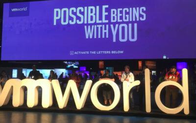 Come see us at VMworld 2019 EU in Barcelona