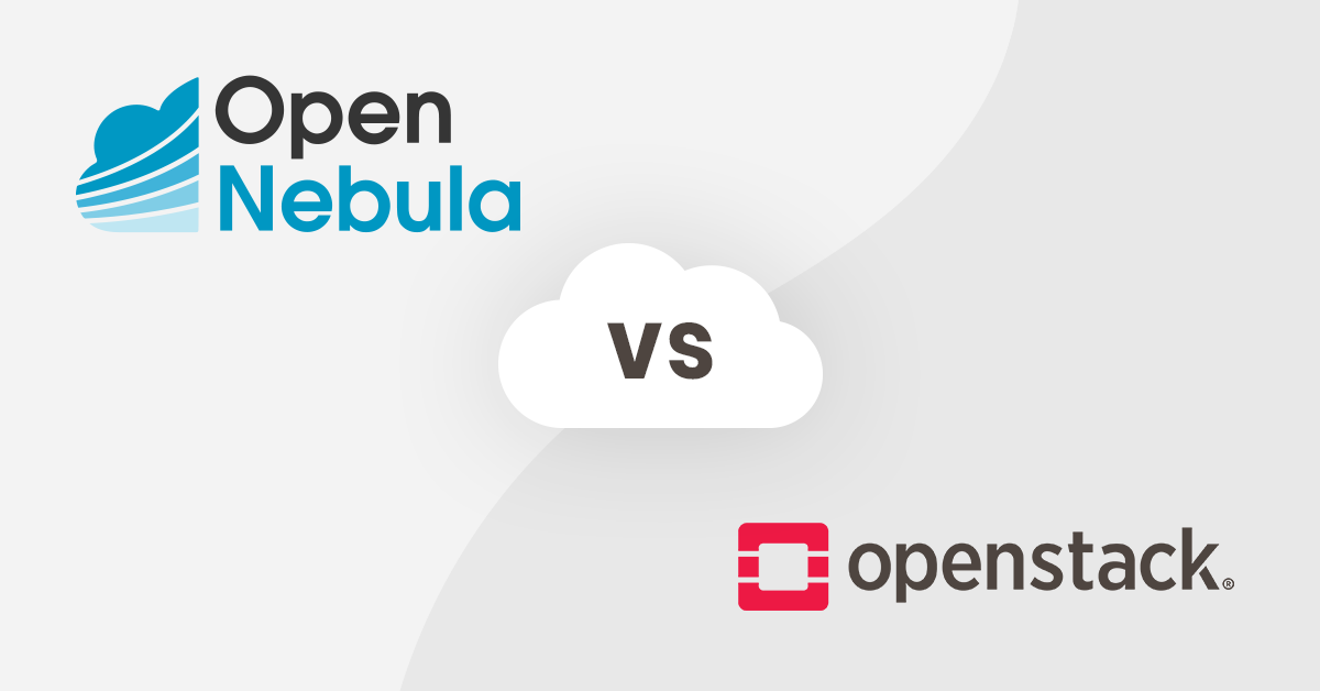 discover opennebula vs openstack
