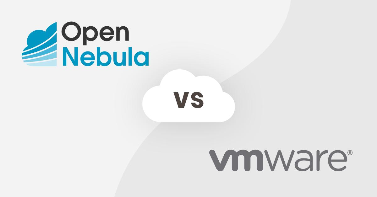 discover-opennebula-vs-vmware