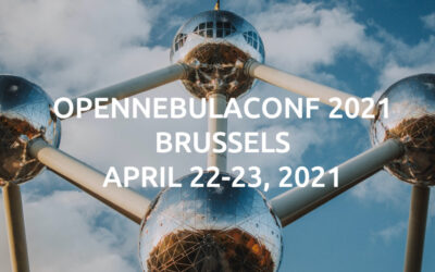 OpenNebulaConf 2020→2021