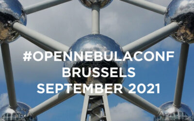 OpenNebulaConf 2021 – Moved to September