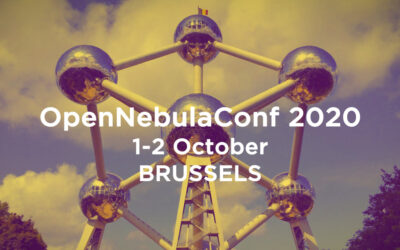 OpenNebulaConf 2020 is heading to Brussels in October