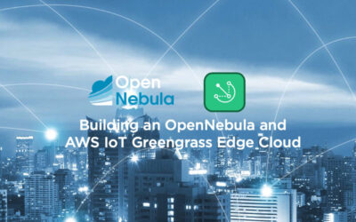 Automatic Deployment of AWS IoT Greengrass at the Edge