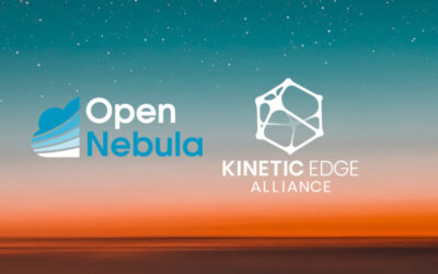 OpenNebula Brings Private Edge Cloud Orchestration to Vapor IO's Kinetic Edge