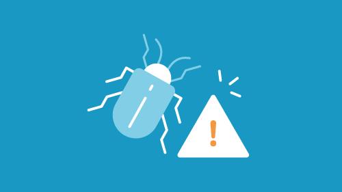contribute icon report bug