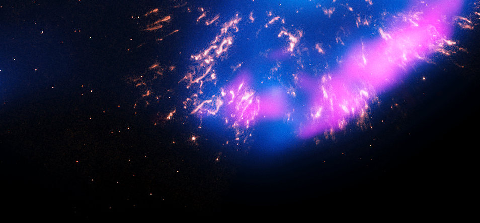 The Firework Nebula: The Story Behind the Codename