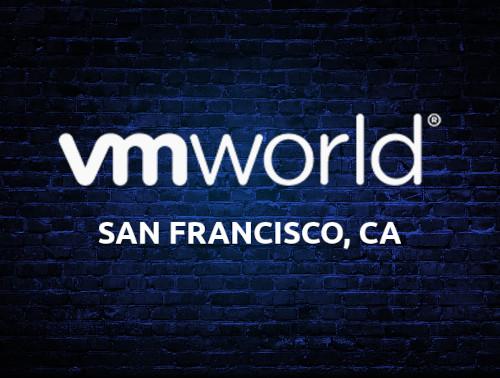 vmworld sanfrancisco