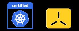 K8s Logo certified