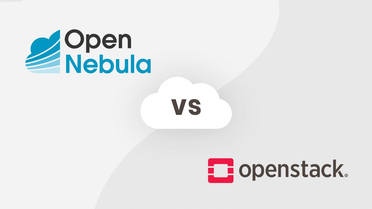 OPENNEBULA-vs-OPENSTACK
