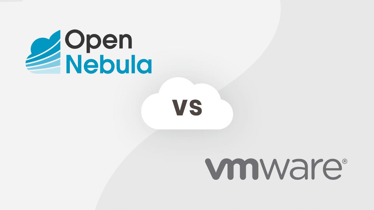 OPENNEBULA-vs-VMWARE